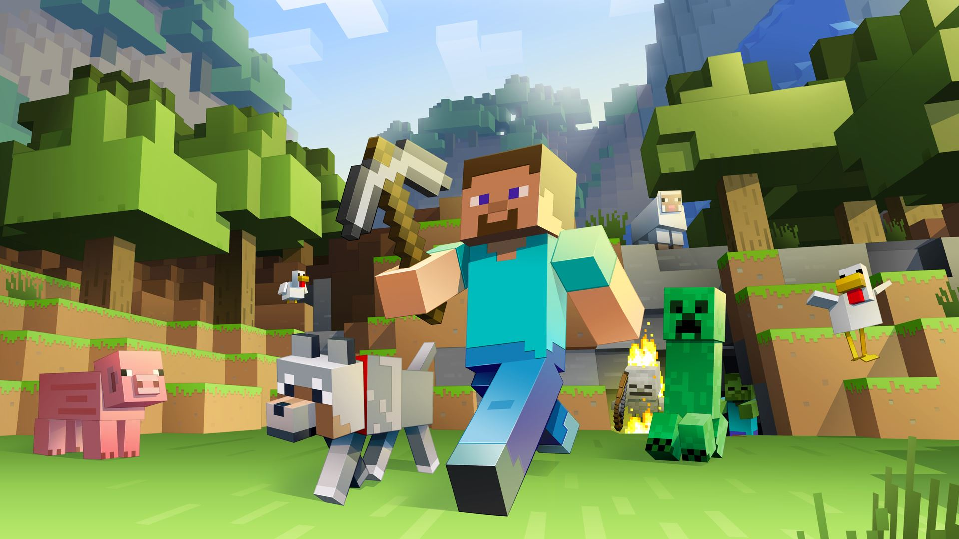 'Minecraft' is making its way to China