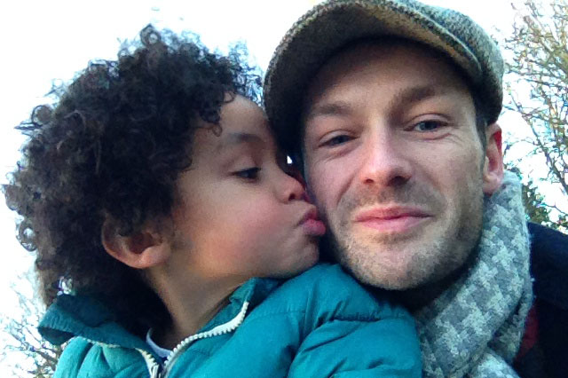 Ben Brooks-Dutton talks to Parentdish about raising his son Jackson following the death of his wife Desreen