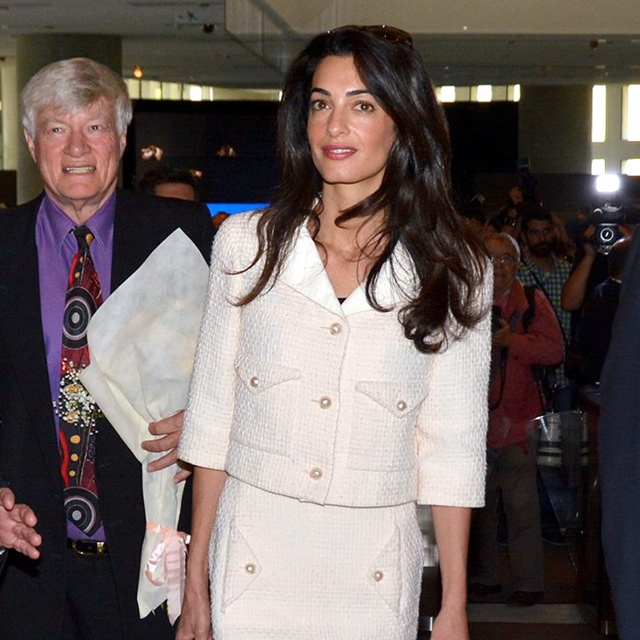 Amal Clooney named most powerful woman in London