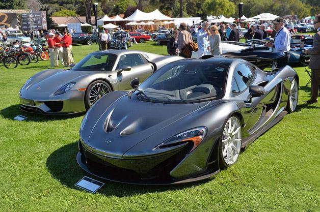 2014 Quail Motorsports Gathering