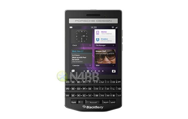 Apparently, Porsche Design is still working with BlackBerry