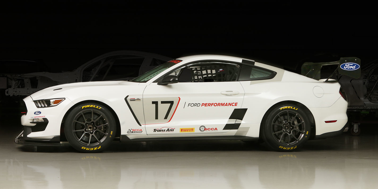 ford performance shelby fp350s is the latest track ready mustang