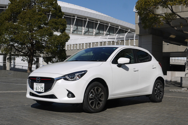 改良を受けたマツダ「デミオ」の新旧を乗り比べて分かったこと Autoblog 日本版