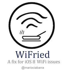 Mario Ciabarra's fix for slow Wi-FI on iOS 8 and OS X Yosemite