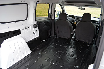 2015 Ram Promaster City Tradesman W Video Autoblog