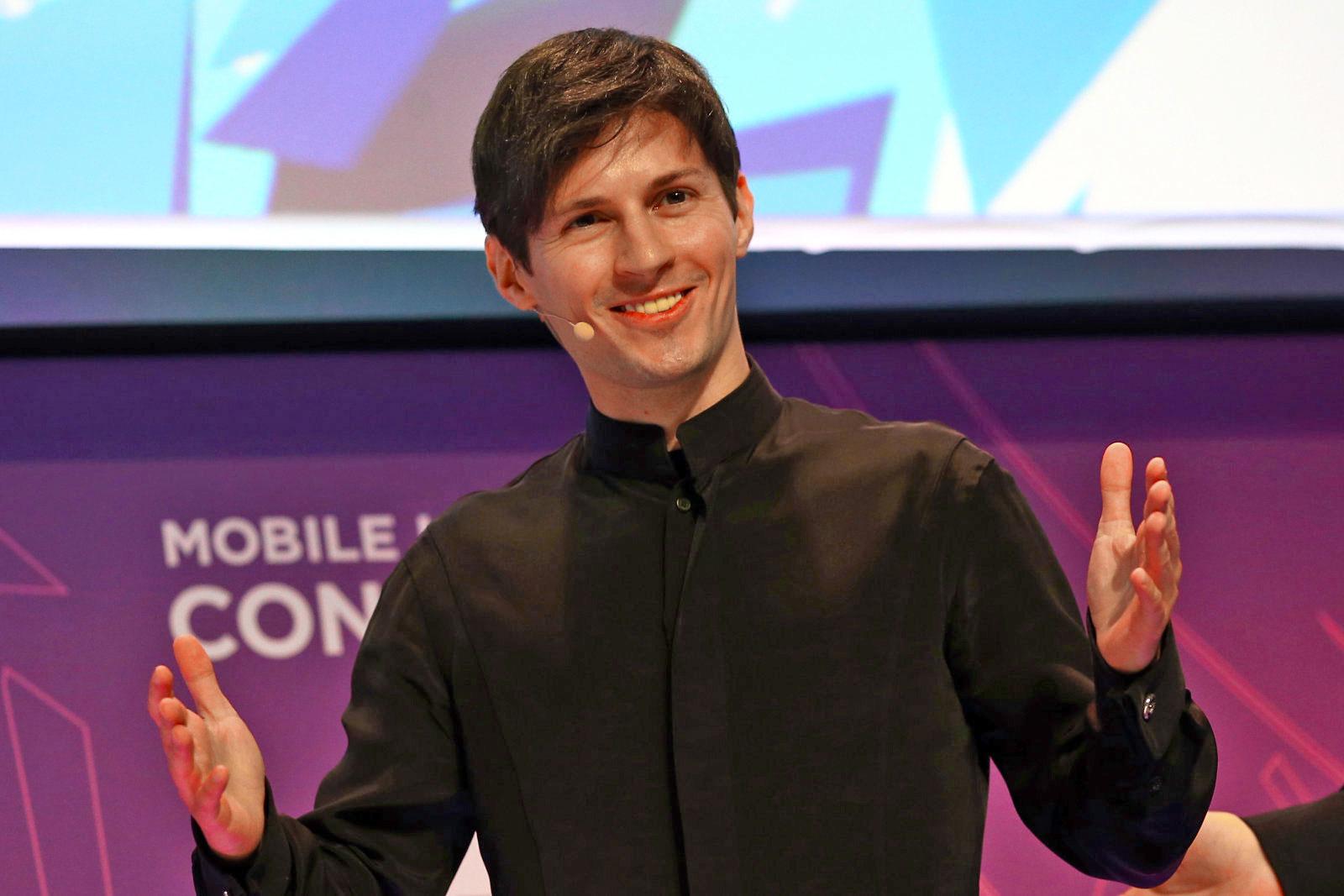 El fundador de Telegram asegura que el gobierno de EEUU intentó sobornar a sus desarrolladores