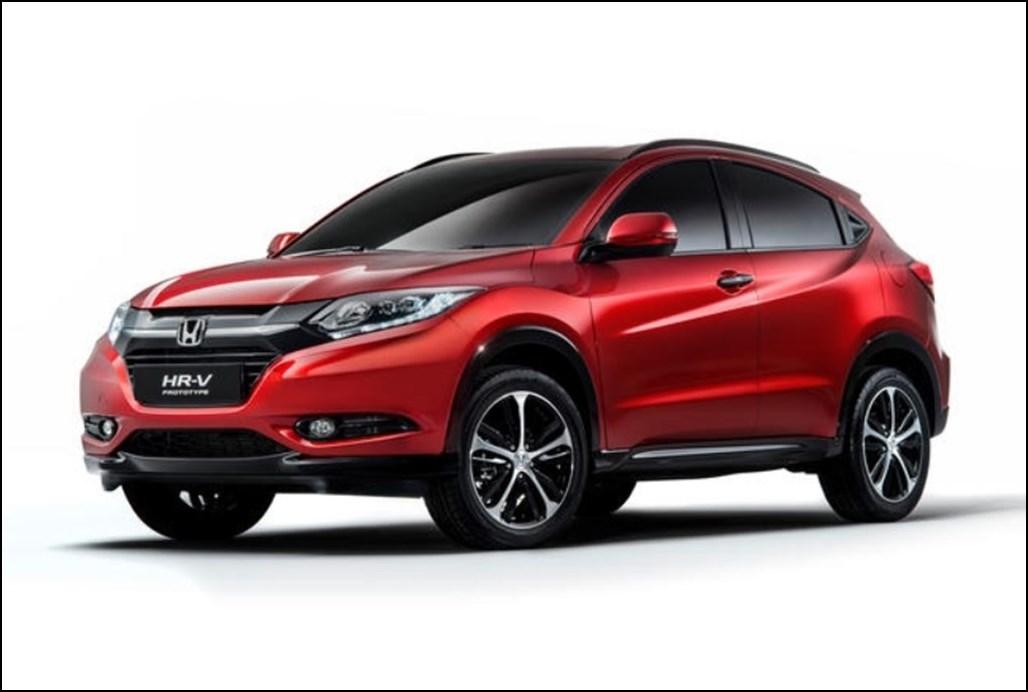 Honda HR-V, Honda HRV, der neue Hondas HR-V, Offiziell,