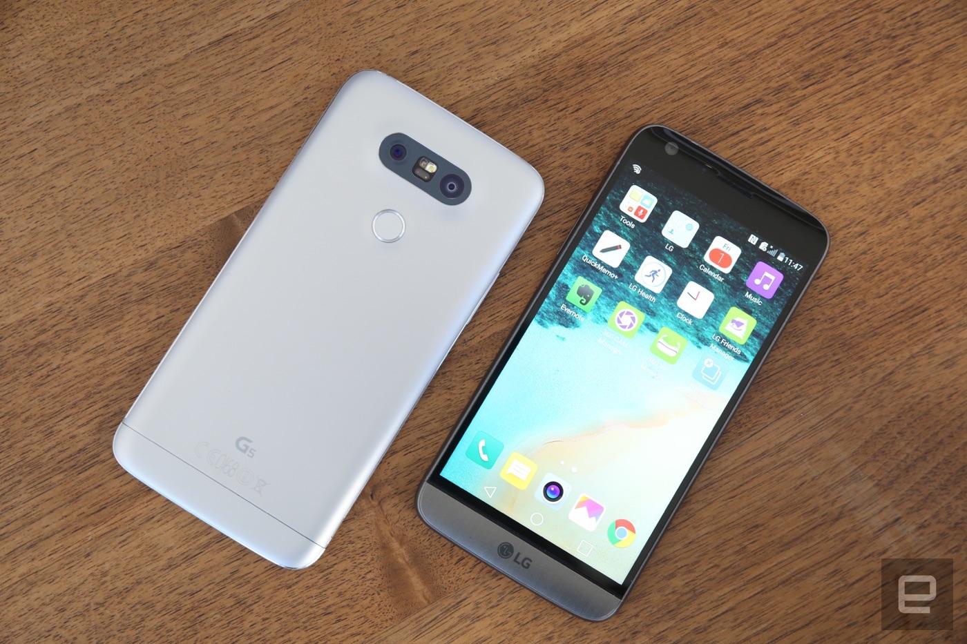 Ya puedes reservar el LG G5: 699 euros y con módulos de regalo