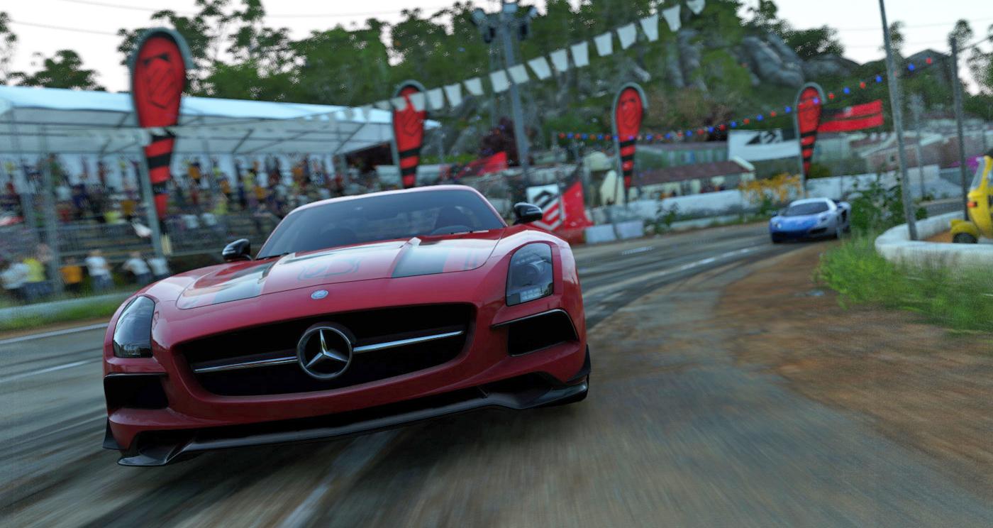 Sony closes 'Driveclub' creator Evolution Studios