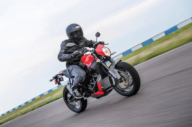 ヴィクトリー・モーターサイクルから電動バイクの「Empulse TT」が登場!