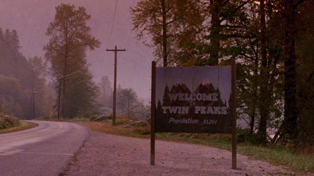 'Twin Peaks' teaser