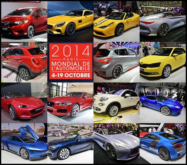 Auto salon Paris, Pariser Auto salon, 2014, highlights, Rundgang, motorshow, Mondial de l'Automobile 2014, Bilder, Galerie, Fotos, Premiere, Debüt, Pariser Autosalon 2014