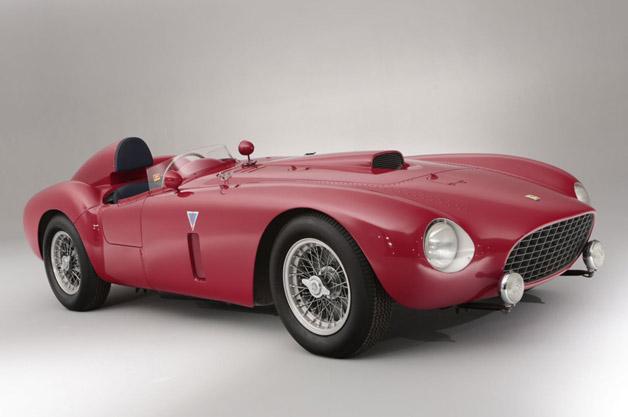 1954 Ferrari 375-Plus #0384 AM