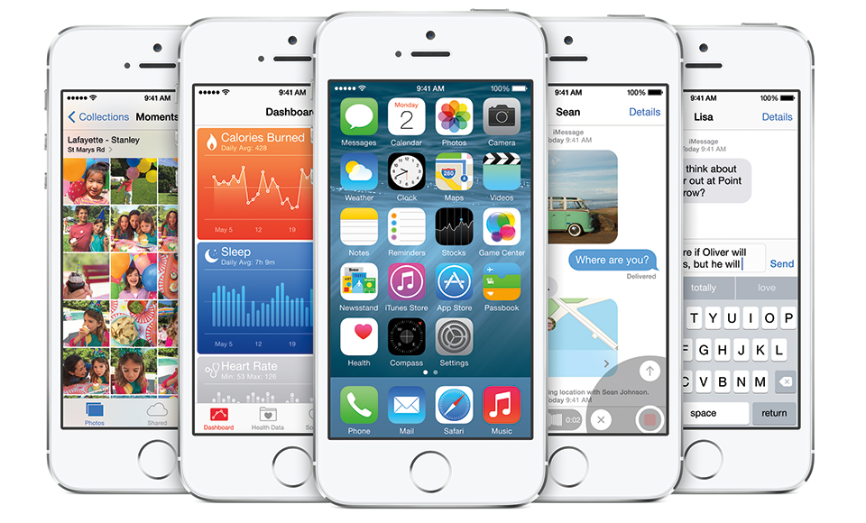 iOS 8 ya está disponible para descargar