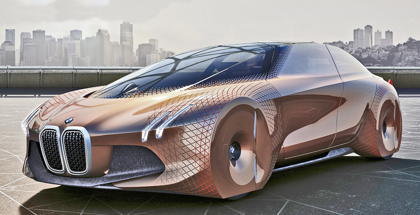 Inhabitat S Week In Green Bmw S Car Of The Future And More