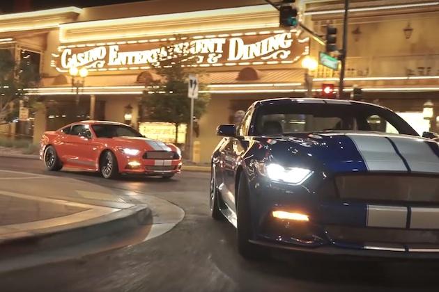 【ビデオ】シェルビー、フォード「マスタング」の性能と見た目を引き上げる「GTE」パッケージを発表