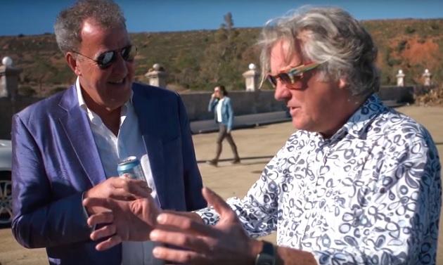 【ビデオ】ジェームズ・メイが、ステアリング・ホイールのないクルマを運転しようとした話