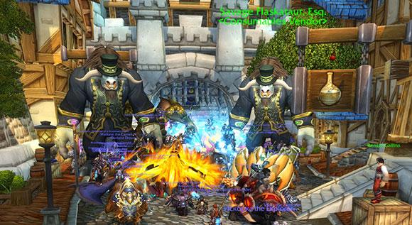 wodbetavendor Warlords of Draenor beta ending on November 3