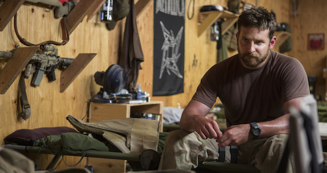 Weekend Box Office American Sniper