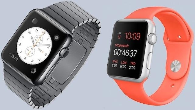 Bild zu «Warum ist auf den Apple-Watch-Bildern immer 10:09?»