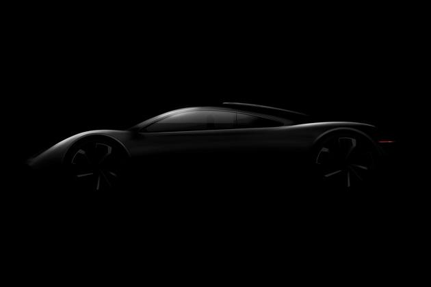 「マクラーレン F1」デザイナー、ゴードン・マレー氏が新ブランド「IGM」から登場するスーパーカーをチラ見せ!