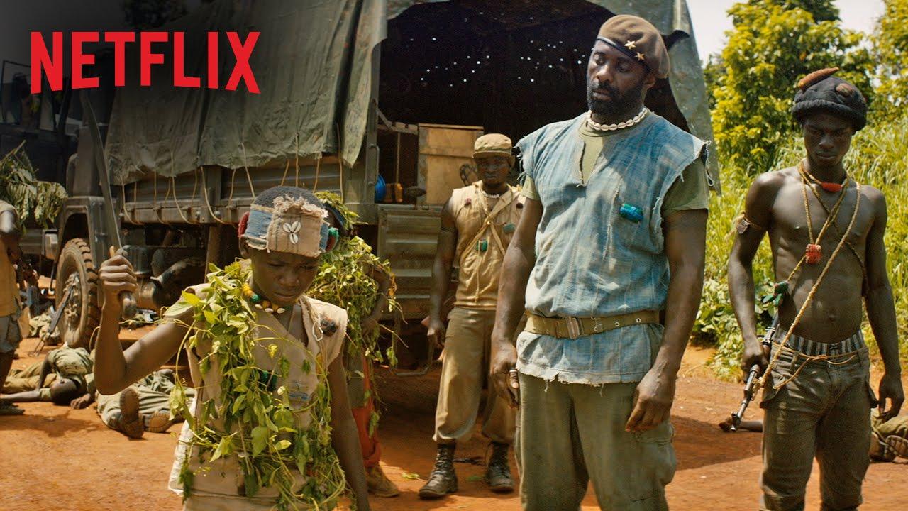 Netflix's first original feature film will be shown in UK cinemas
