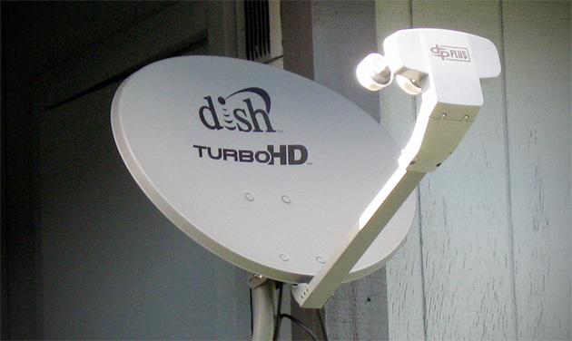 dish nabs ae shows for its streaming television service