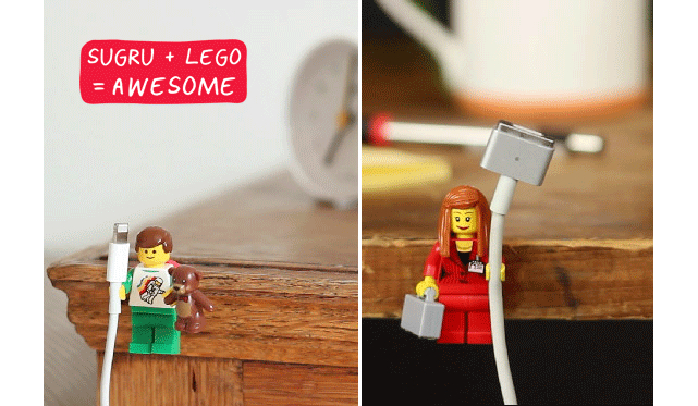 Sugru Legos