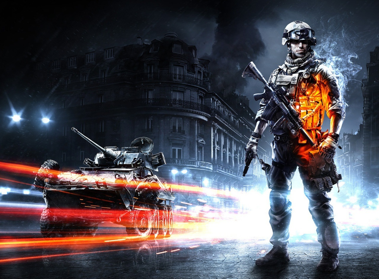 Battlefield 5 might be the first military shooter to tackle future warfare!