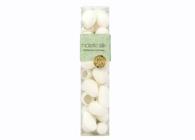 Holistic Silk Cocoons