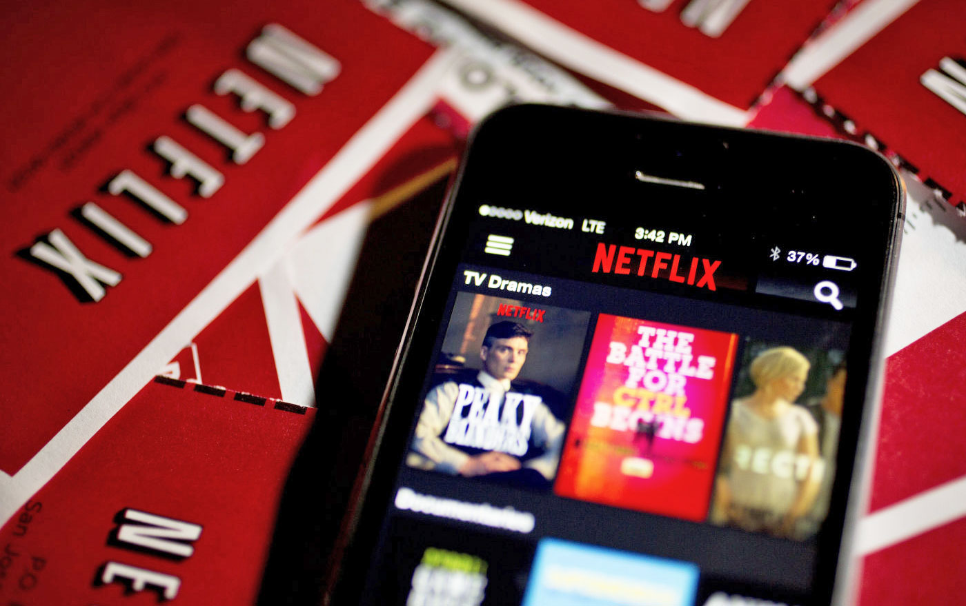 Netflix adds data-saving quality controls to mobile apps