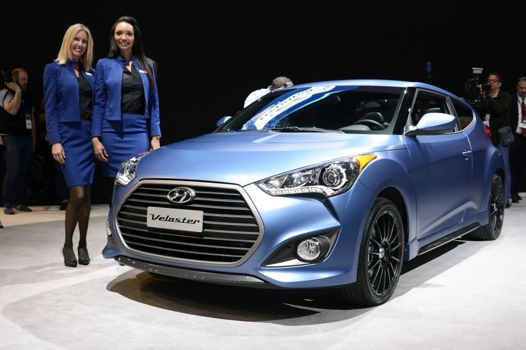 Der neue Hyundai Veloster 2016