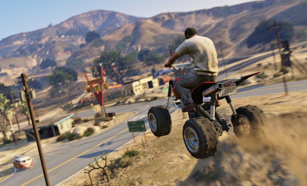 The Top 5 Most Shocking Moments of Grand Theft Auto History