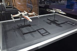 """LOS ANGELES (Nov. 17, 2016) - Nissan is bringing four new 2017 model debuts to the Los Angeles Auto Show this year – and creating an immersive """"Rogue One: A Star Wars Story""""-inspired experience for consumers visiting the Nissan display. Nissan is one of five global brands joining forces with Lucasfilm Ltd. for the launch of an extensive global promotional campaign in support of """"Rogue One: A Star Wars Story,"""" which opens in U.S. theaters on Dec. 16."""