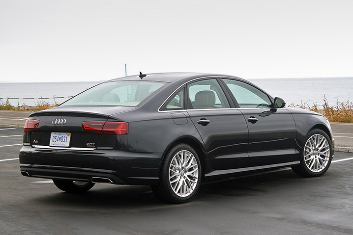 2016 Audi A6 First Drive W Video Autoblog