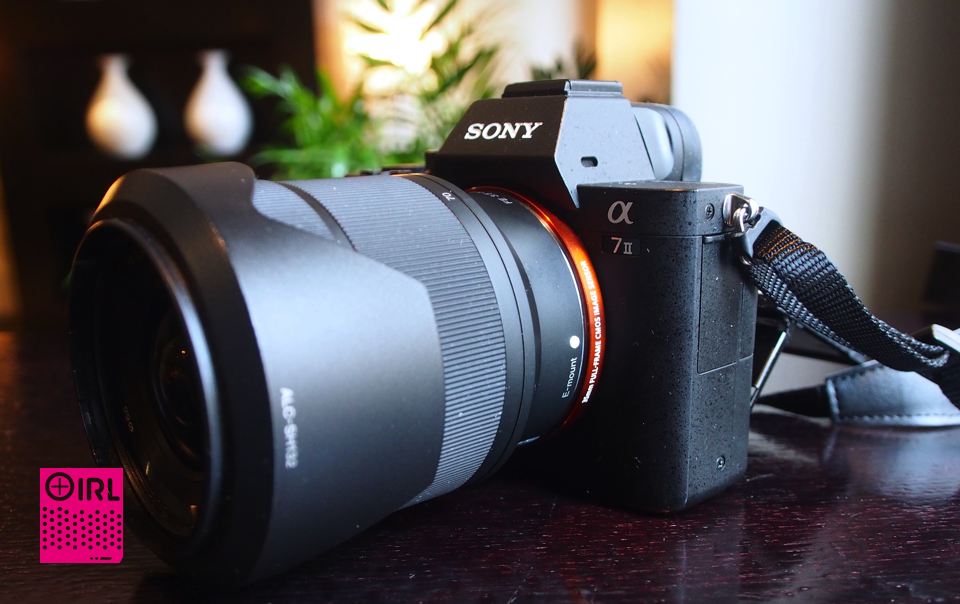 IRL: A month with Sony's A7 II full-frame mirrorless camera