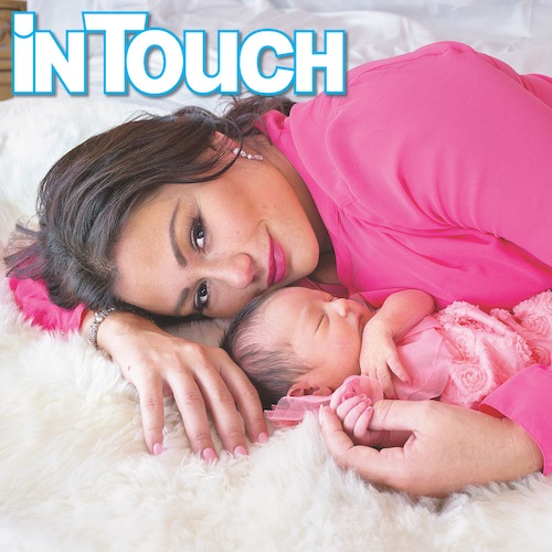 JWoww debuts first family photos of newborn Jwoww Baby Girl Pictures