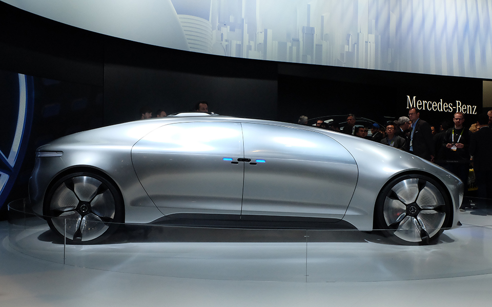 A closer look at the crazy car tech of CES 2015