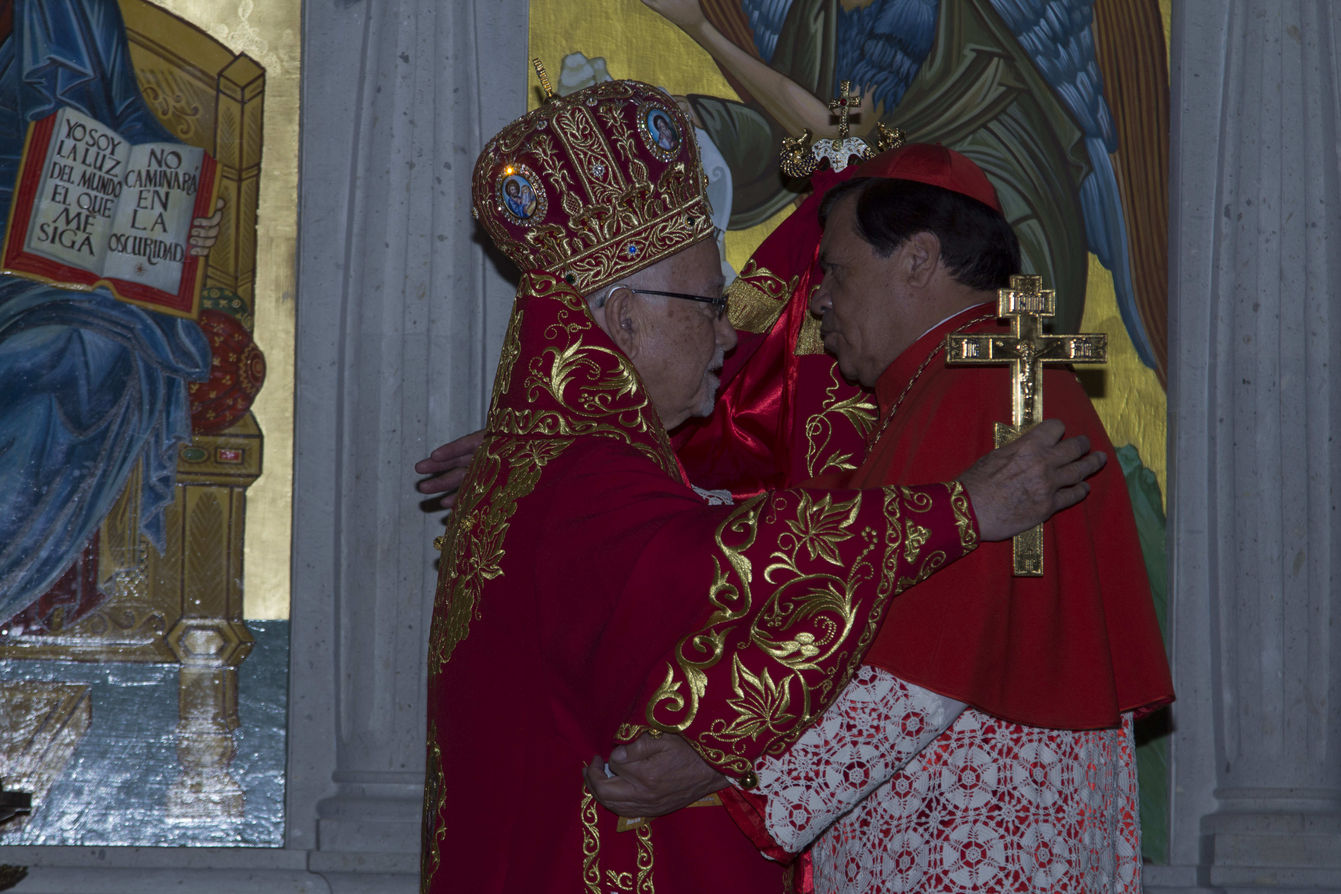 Fallece Antonio Chedraui, líder de la Iglesia Ortodoxa en México
