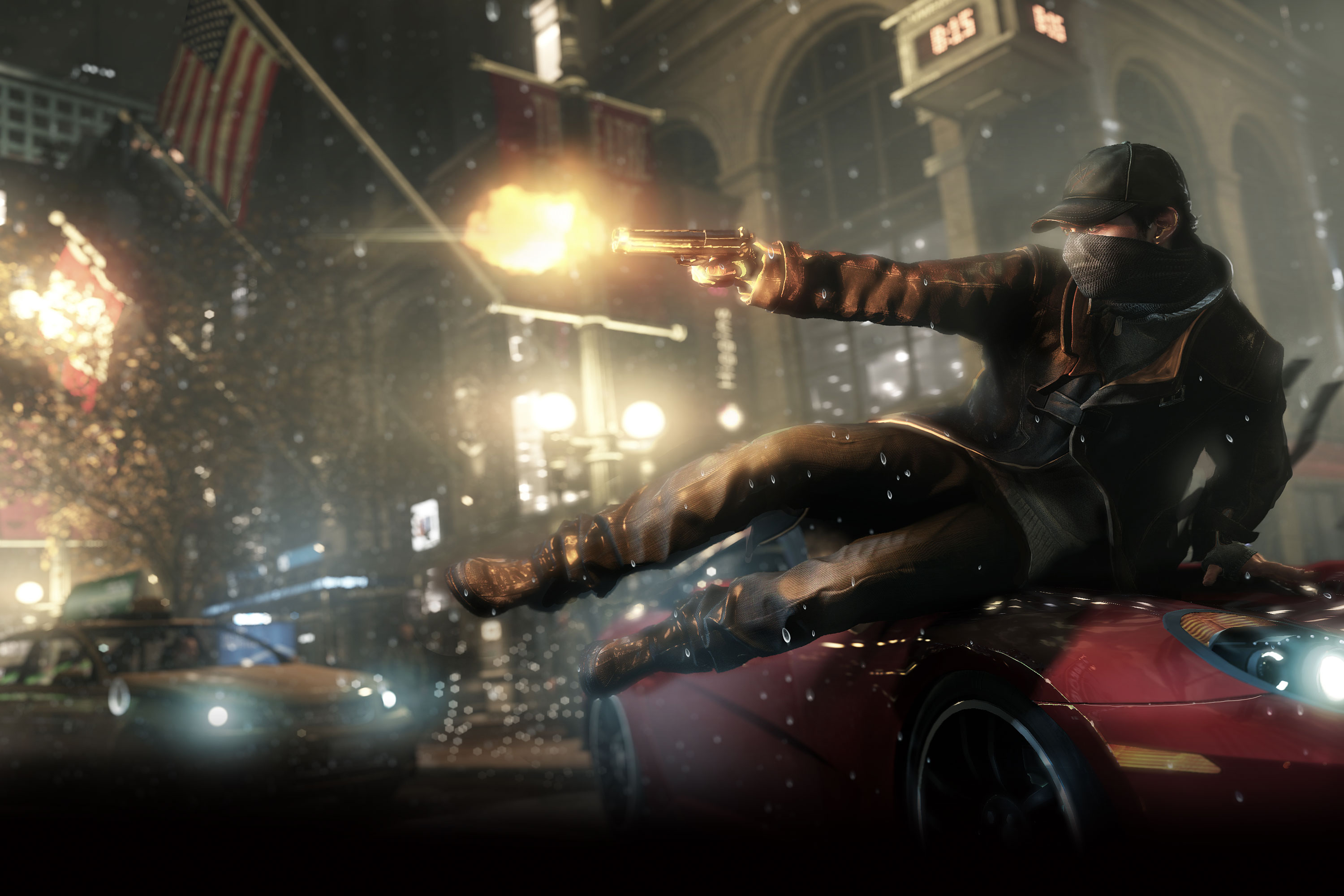 Watch Dogs delivers with more DLC!