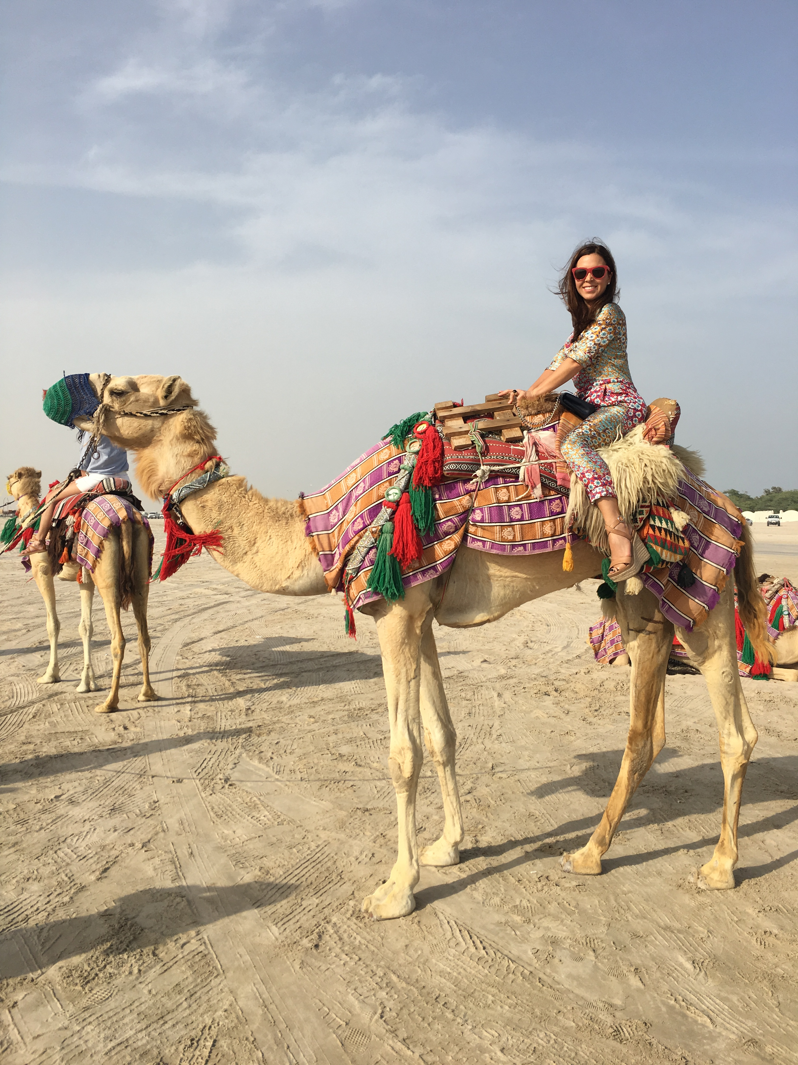 Monique Lhuillier travel diary: My morning commute