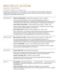Breakupus Fair Resume Samples For All Professions And Levels With Lovely  Two Types Of Resumes Besides