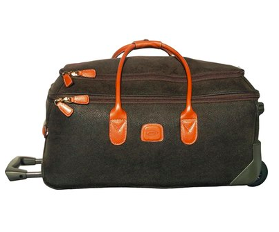 Bric's 'Life' Rolling Carry-On Duffel Bag