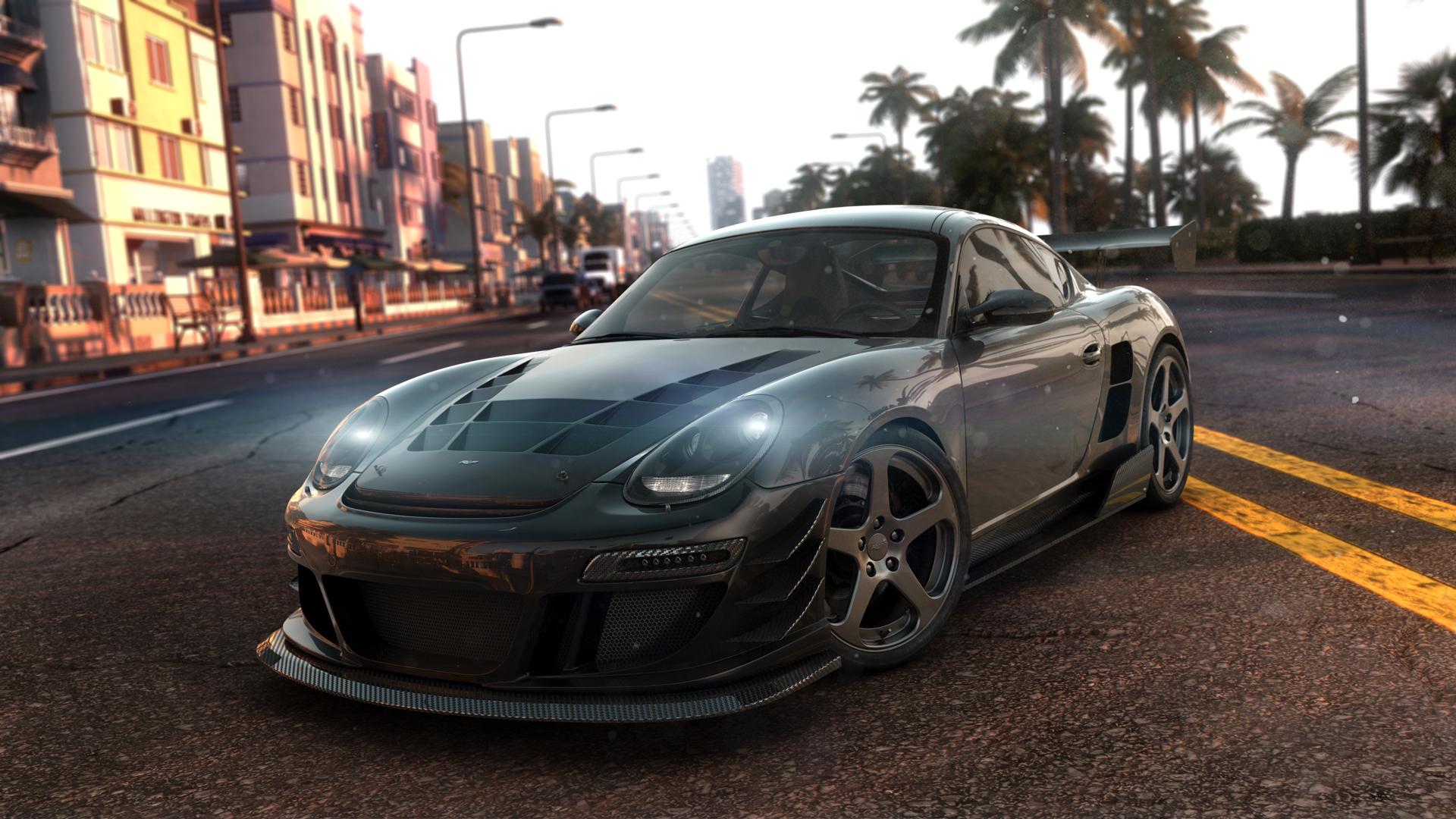 The Crew is a open-world racing game like no other...