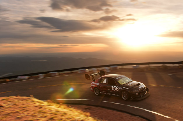 2014 Pikes Peak International Hill Climb