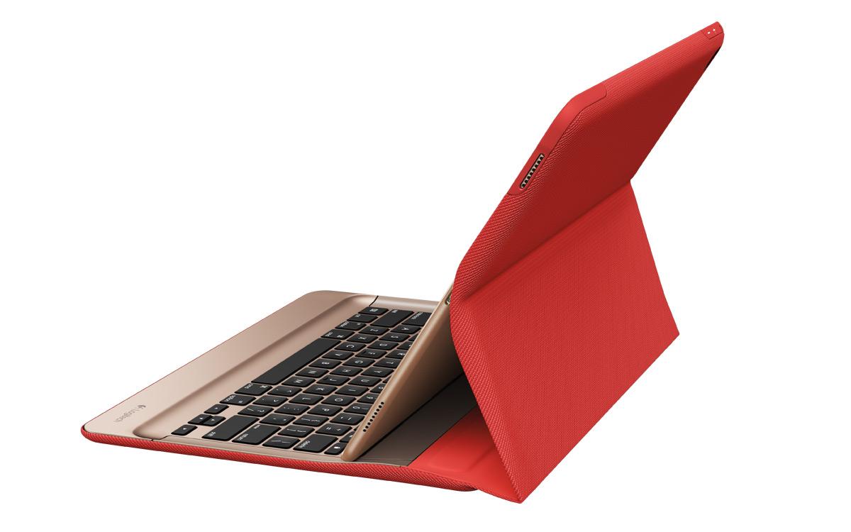 Logitech's Create keyboard case for the iPad Pro