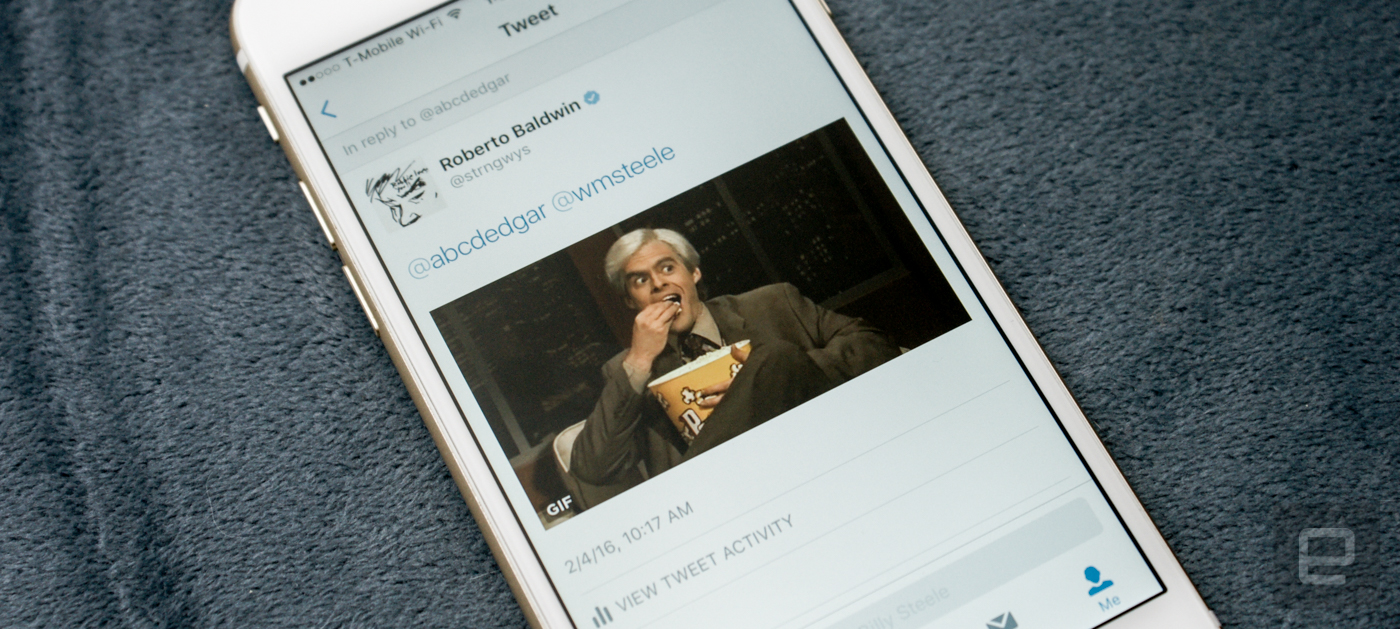 Twitter needs searchable GIFs for fun and profit