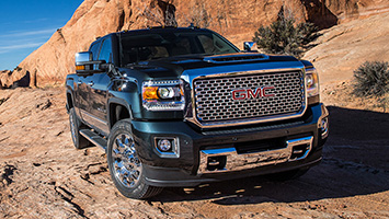 2017 GMC Sierra HD