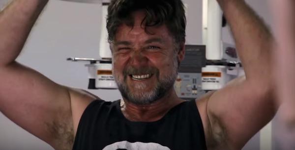 軍隊かよwww 監督ラッセル・クロウが役者を鍛え上げるブートキャンプ映像が壮絶すぎる