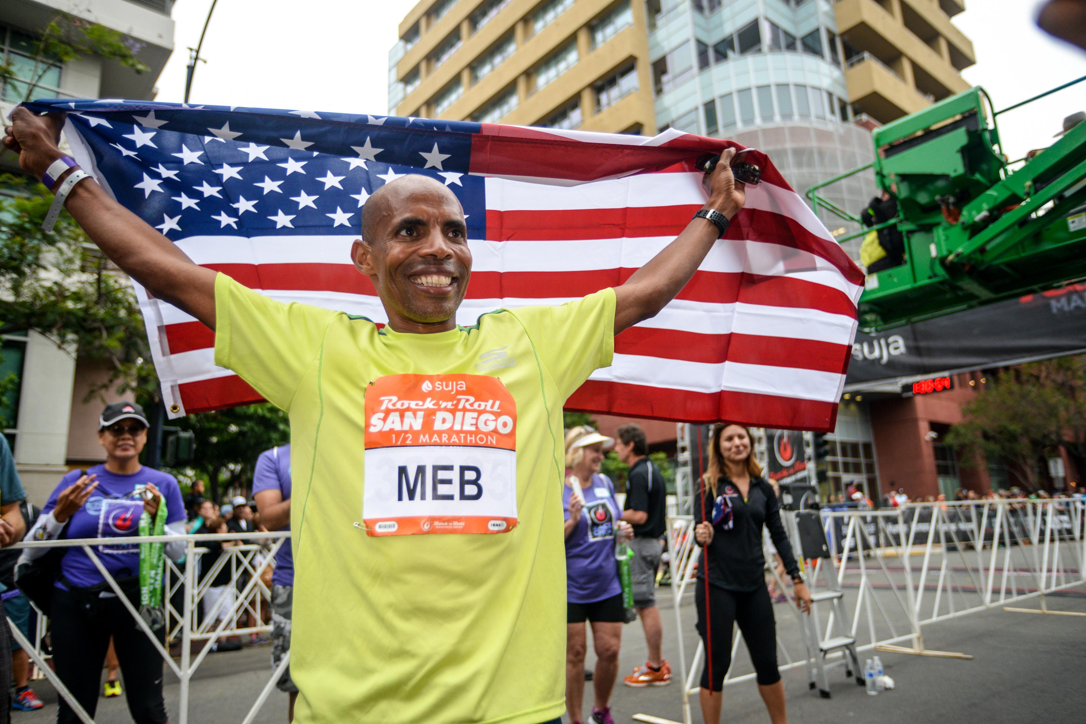 19th Annual Suja Rock 'n' Roll San Diego Marathon & 1/2 Marathon